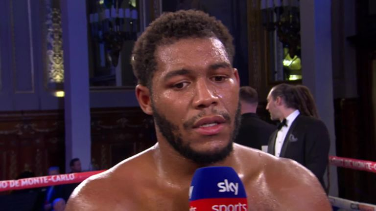 Yafai vs Gonzalez: Michael Hunter topples Alexander Ustinov in ruthless win | Boxing News |