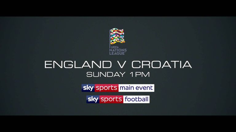 England vs Croatia: How can I watch? What time is kick-off
