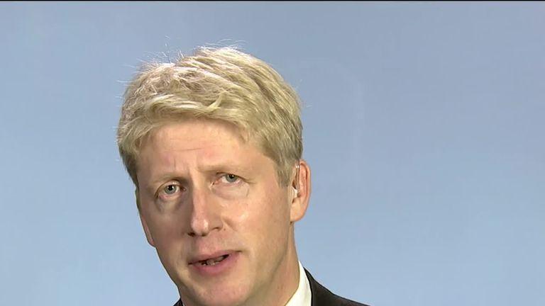 Jo Johnson: 'MPs like myself h...