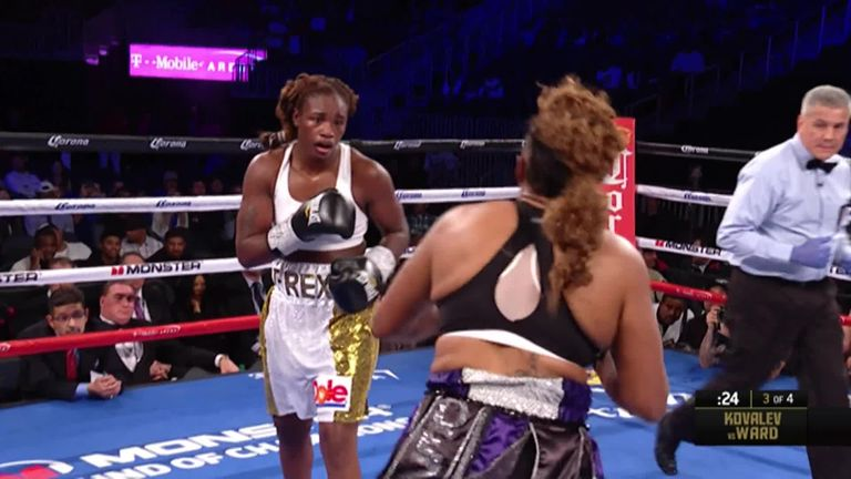 """Claressa Shields: """"Muhammad Ali is the tallest and I'm second – 98% of men can't beat me"""" 