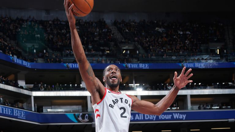 00e4c130067f NBA round-up  Kawhi Leonard leads Toronto Raptors to 11th win