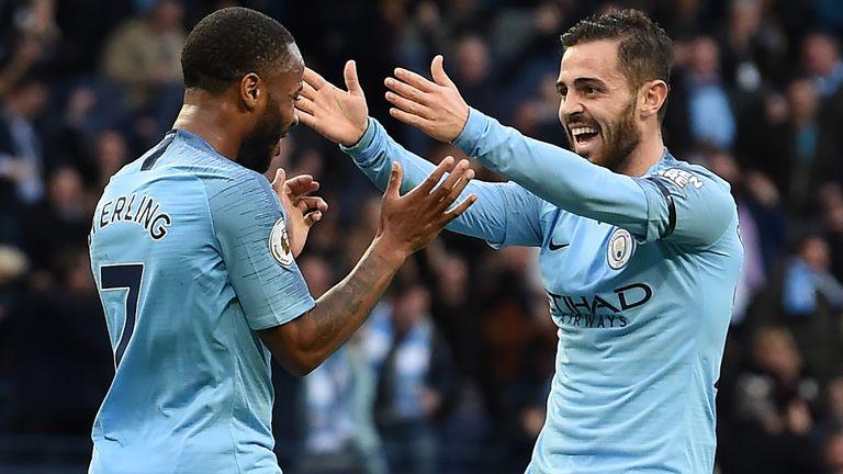 Man City 6-1 Southampton
