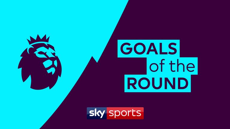 1:58                                               Watch a selection of the best goals from matchday 12 in the Premier League