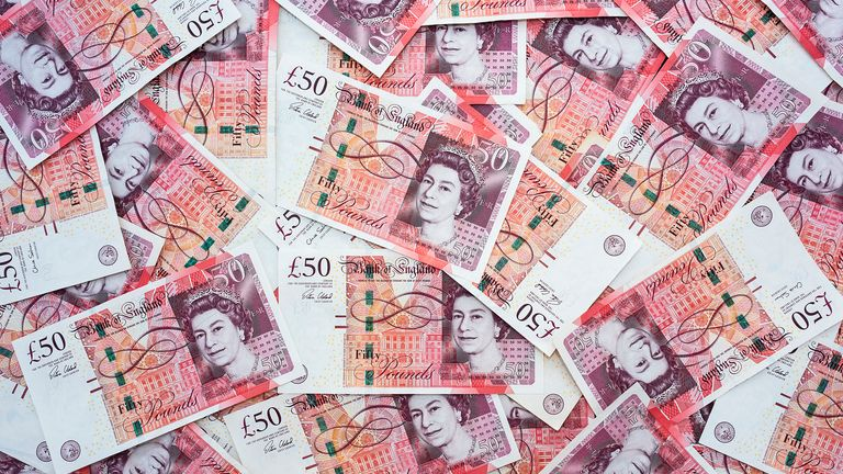 The new £50 note will feature a prominent British scientist