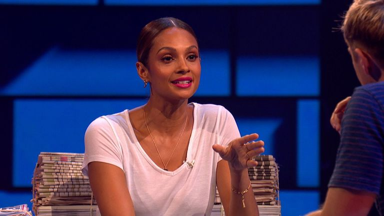 "Alesha Dixon has said music industry bosses told her ""black girls would not sell records in the UK"" when she was in Mis-Teeq."