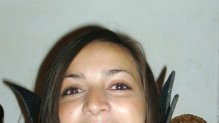 Ms Kercher had her throat slashed and was stabbed 47 times
