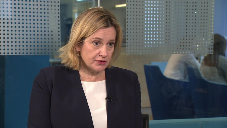 Amber Rudd has vowed to make Universal Credit work better for single mums
