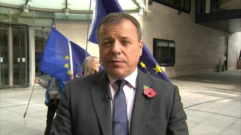 Leave.EU funder Arron Banks