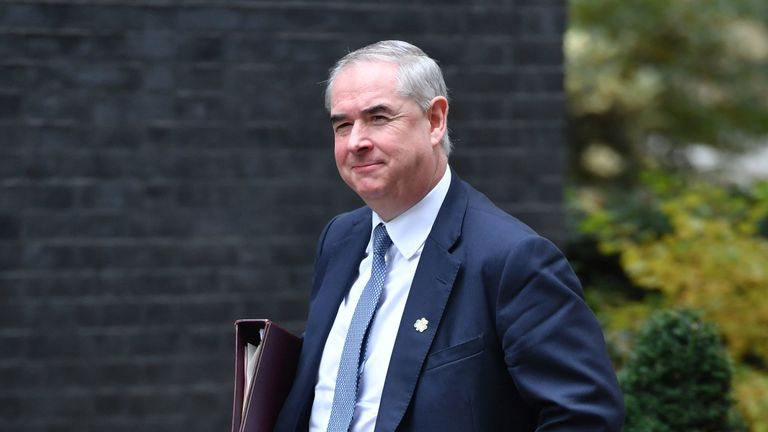 Attorney General Geoffrey Cox
