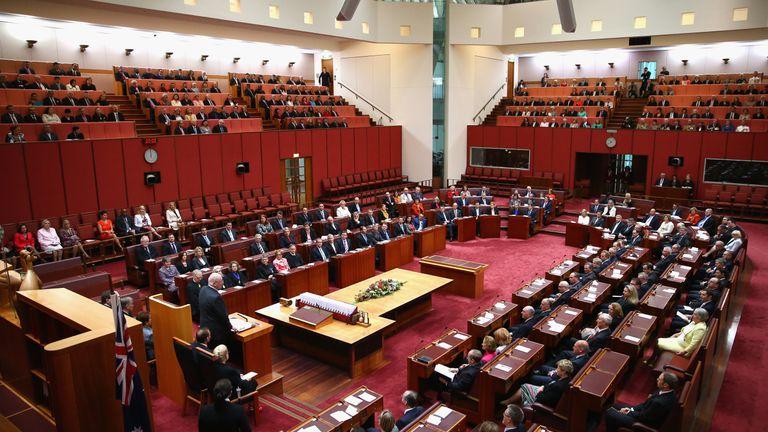 Many Australian believe corruption is rife