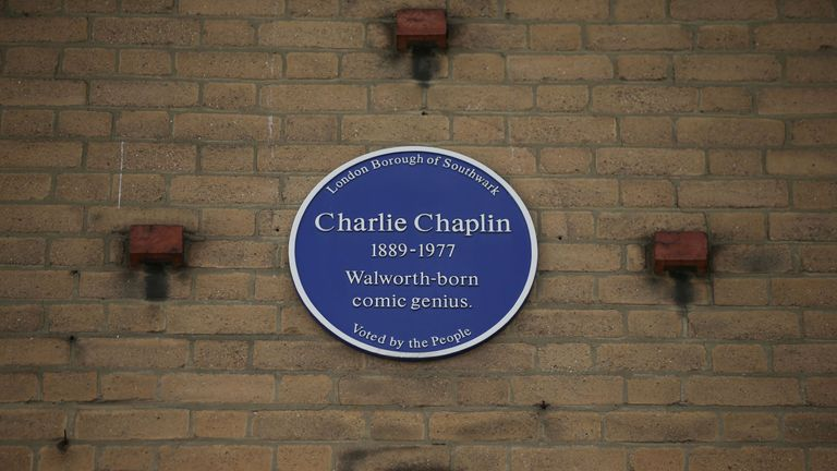 The recognisable plaques are dotted about all over London