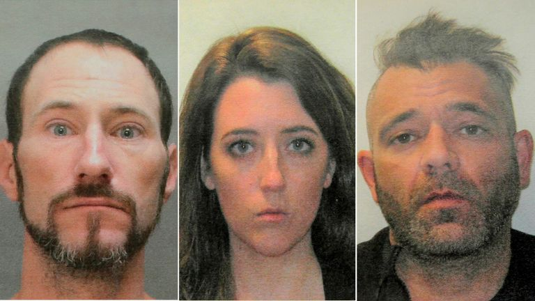 Johnny Bobbitt, Katelyn McClure and Mark D'Amico face charges of theft by deception
