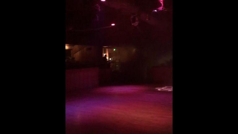 California bar shooting. Pic: mr.knapp