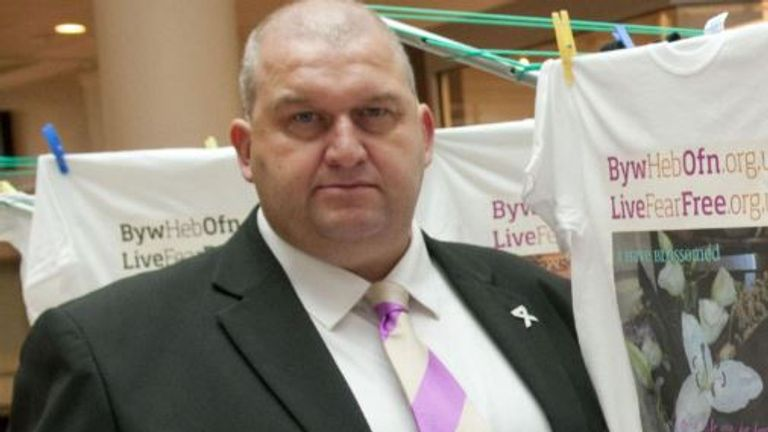 Mr Sargeant was suspended by Labour