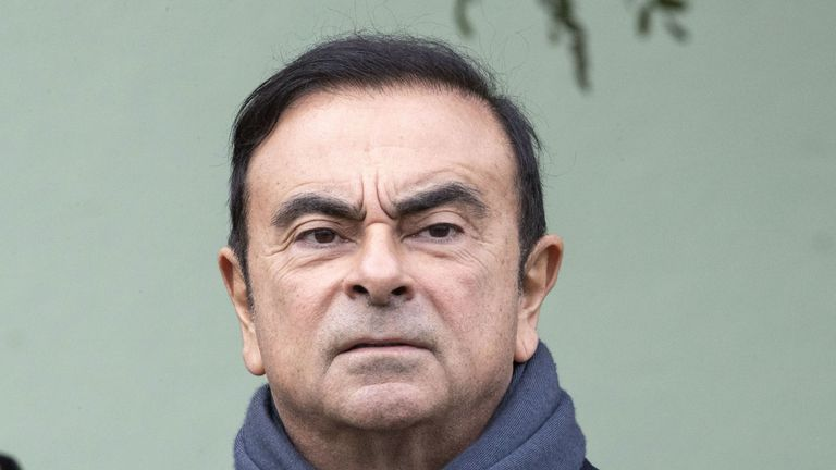 Carlos Ghosn is 64 and has driven recovery at the Renault and Nissan brands