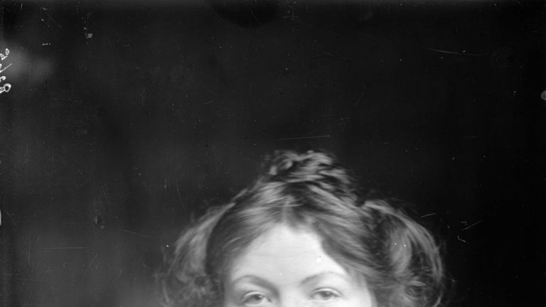 circa 1912: English feminist Christabel Harriette Pankhurst (1880 - 1958), daughter of Emmeline Pankhurst (1858 - 1928), who led the movement to win the vote for women in Great Britain. (Photo by Topical Press Agency/Getty Images)