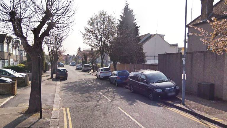 Devi Unmathallegadoo was killed in Applegarth Drive in Ilford