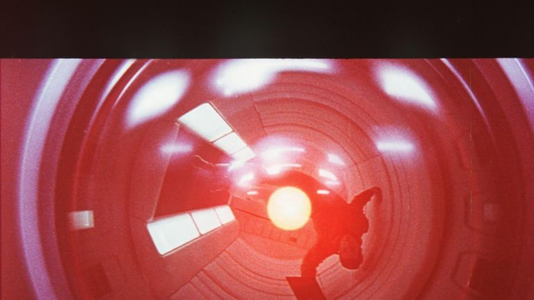 Hal was the wayward computer in 2001: A Space Odyssey.