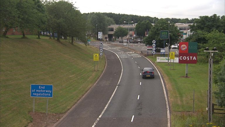 The AA calls for more motorway services to help people take a break as one in eight people admit falling asleep while driving.