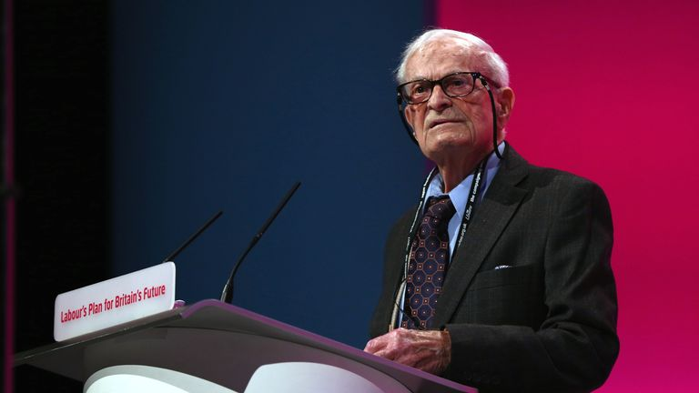 Harry Smith made an impassioned speech for the NHS
