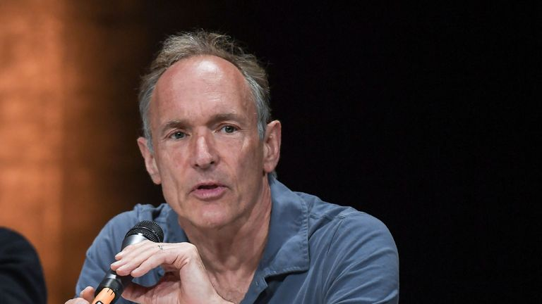 Tim Berners Lee, inventor of the World Wide Web has said that fake news is a major concern