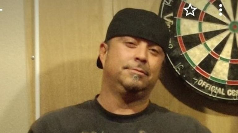"Jesus Fernandez was described as a  ""dependable and loyal friend"" Pic: facebook"