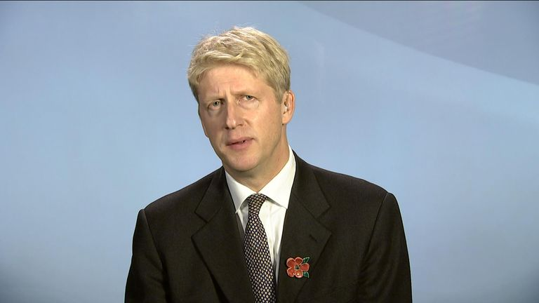Ex-minister Jo Johnson MP calls for a second Brexit referendum
