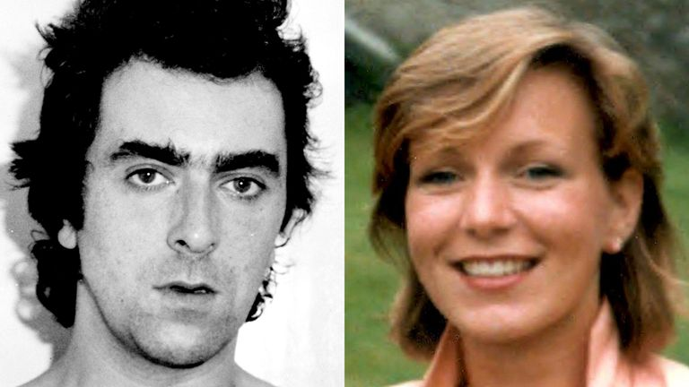 John Cannan and Suzy Lamplugh