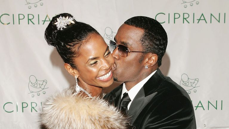 Porter and Diddy were on and off for about 13 years