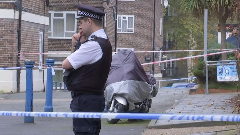 Police are searching for witnesses for multiple stabbings in London in recent days