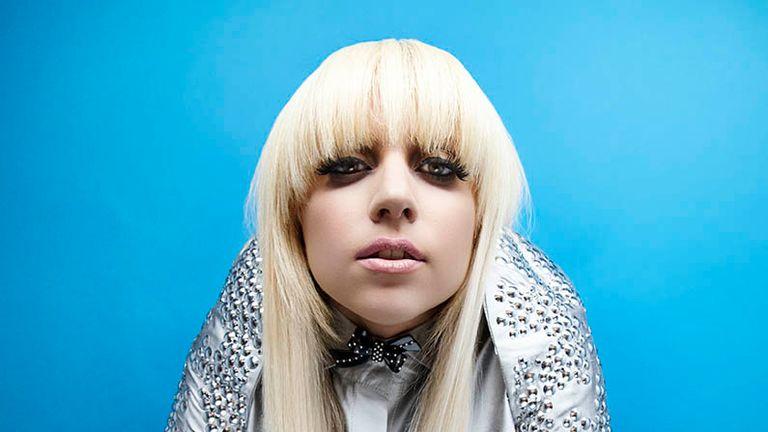 Lady Gaga, 2009. Derrick Santini