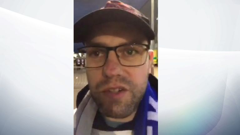 Leicester city fan diary