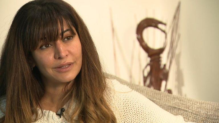 Lili Negabahni risked going to prison for telling her story