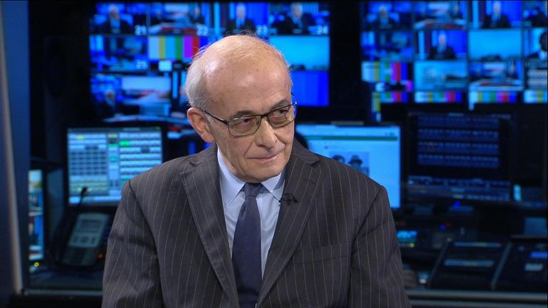 Lord Kerr, who drew up Article 50, has told Sky News it is possible to delay the date the UK leaves the EU or stop it altogether.
