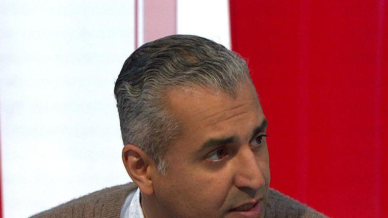 Maajid Nawaz in The Pledge