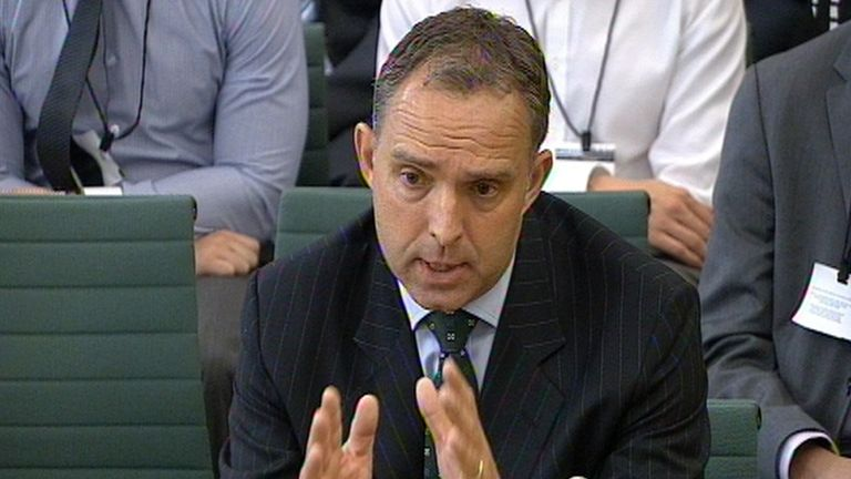 Sir Mark Sedwill, who succeeded Sir Jeremy, says he was a an 'exemplary public servant'