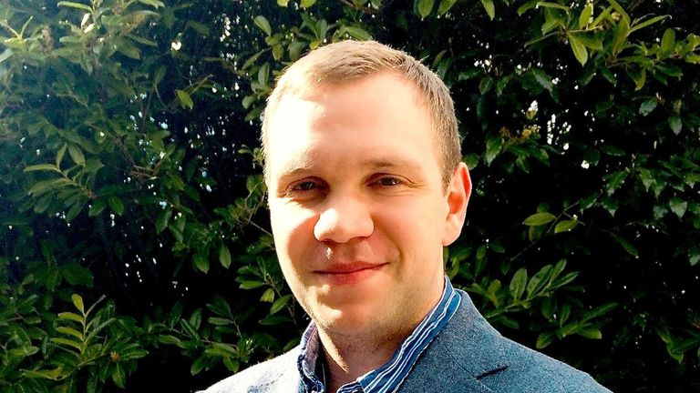 British academic Matthew Hedges