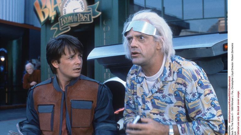 Back To The Future II - 1989