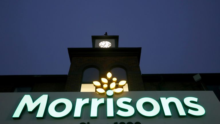 Morrisons has focused on investment in the customer experience