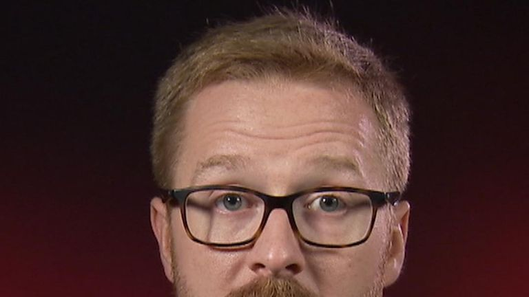 Lloyd Russell-Moyle announced that he is living with HIV.