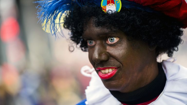 black pete holland
