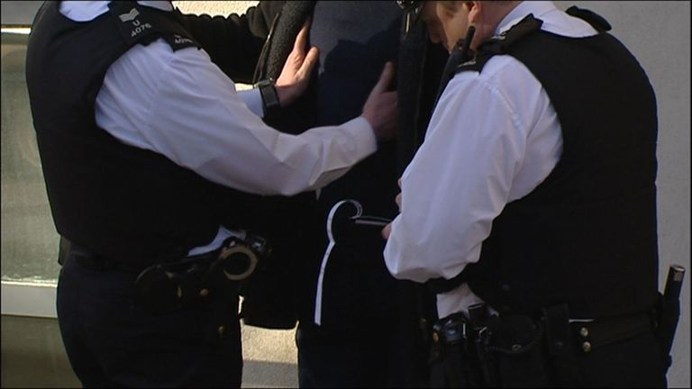 Police chiefs in England and Wales are pushing to expand their use of stop and search powers.