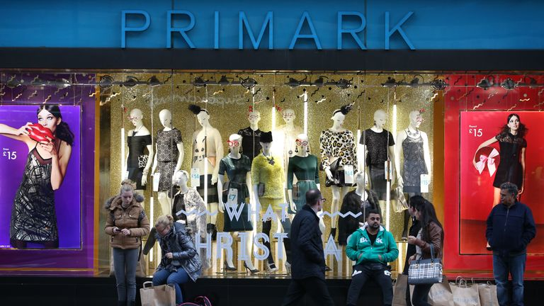 Primark has been among the few big winners in terms of market share growth over the past decade