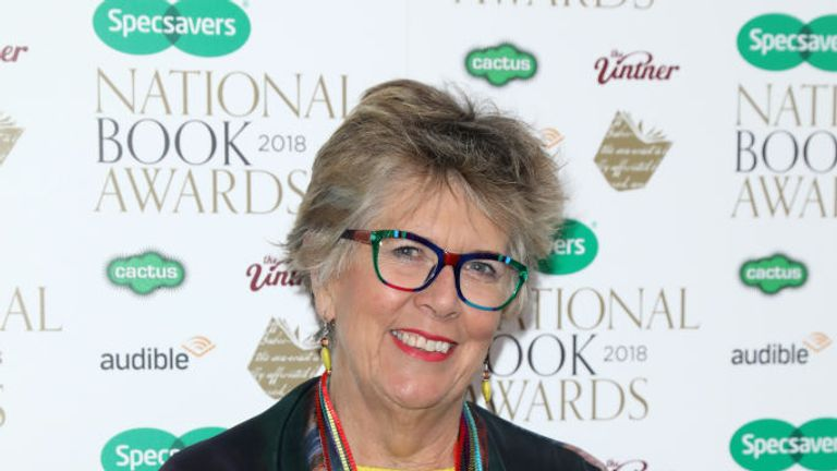 LONDON, ENGLAND - NOVEMBER 20: Prue Leith, author of 'Prue: My All-time Favourite Recipes, attends the National Book Awards at RIBA on November 20, 2018 in London, England. (Photo by Tim P. Whitby/Getty Images)