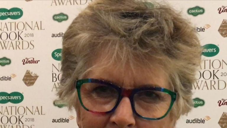 Prue Leith speaks candidly about her co-presenter and judge Paul Hollywood