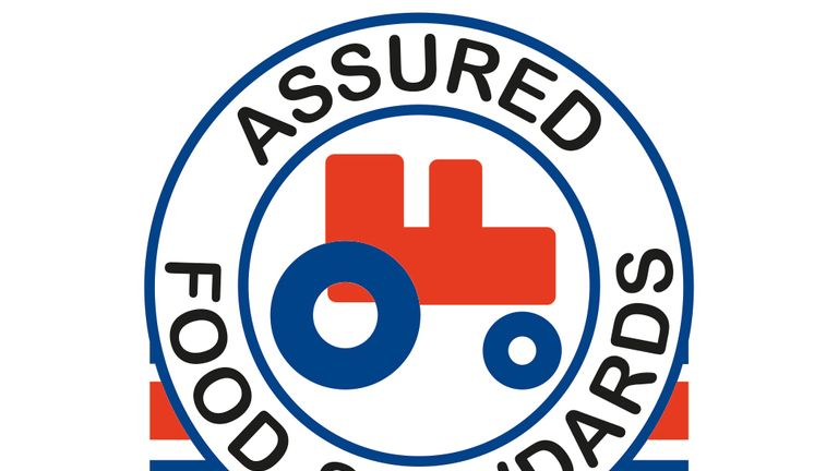 Dame Sally said the Red Tractor label was a reliable indicator
