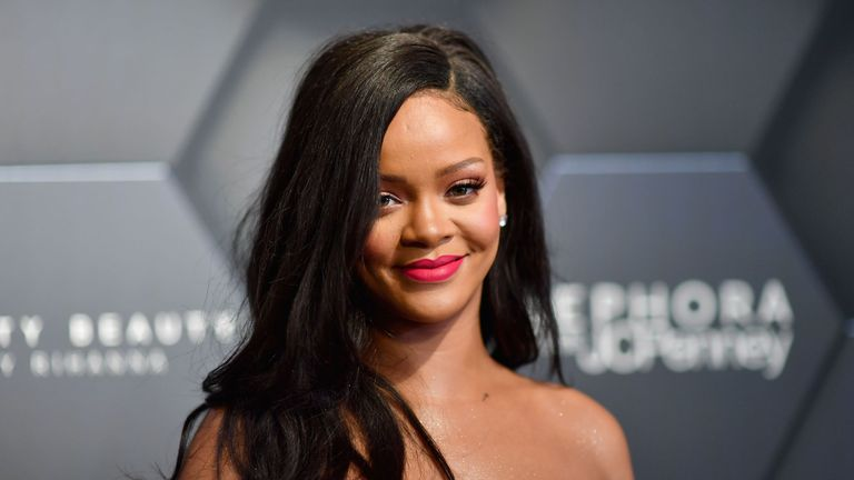 10ace4ea94f3 Gang charged over burglaries at LA homes of Rihanna and other stars ...
