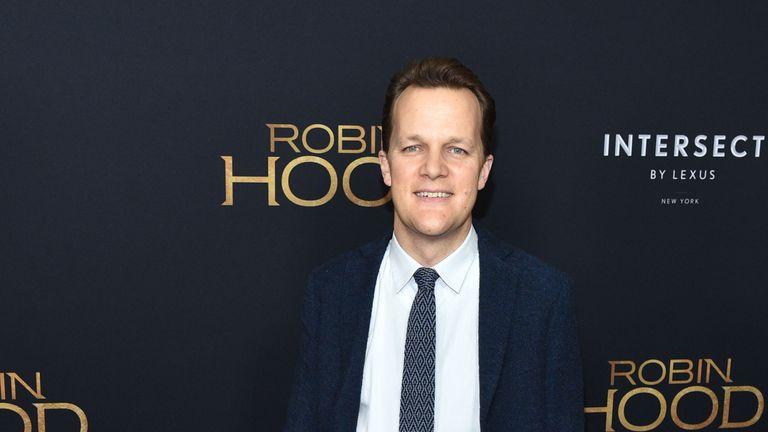 Robin Hood director Otto Bathurst