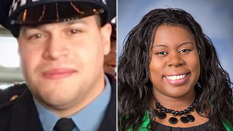 Officer and doctor killed in Chicago hospital shooting