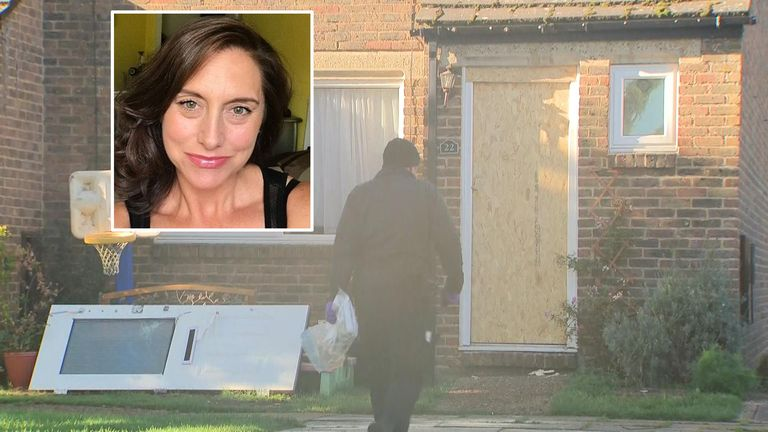 New search at Sarah Wellgreen's home in Kent